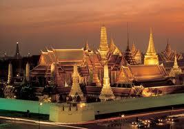 Chùa Phra Kaeo, Bangkok, Thailan